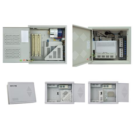 Broadband Access Integrated Distribution Cabinet-Intelligent Box for Home Use