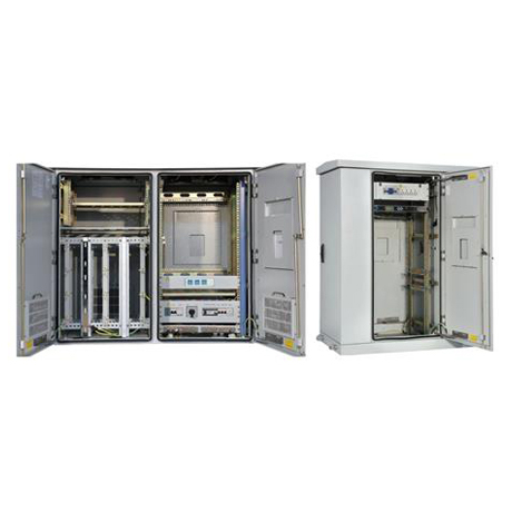 Outdoor Telecom Cabinet--- for Replacement of Copper Cables with Optical Fiber Cables